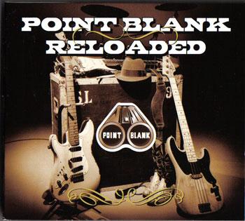 GUITARE - Disques CD : POINT BLANK - RELOADED - LA GUITARE   COM