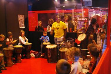 Guitare salon de la musique et du son de paris 2008 la for Salon musique paris