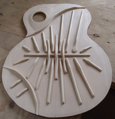 Dossier Guitare Moderne Laguitare.com Flattop_Kasha