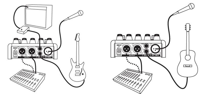 la guitare com bancs d 39 essai effets p dales tc helicon voicetone harmony g materiel banc. Black Bedroom Furniture Sets. Home Design Ideas