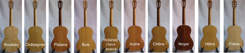 LA GUITARE COM interviews luthiers leonardo guitar research project d autres bois pour  # Kauffer Bois De Lutherie