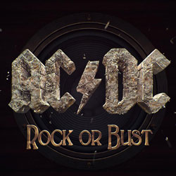 Albums CD DVD Disques guitariste : AC/DC - Rock or bust avec laguitare.com
