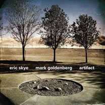Albums CD DVD Disques guitariste : Mark Goldenberg Eric Skye - Artifact avec laguitare.com