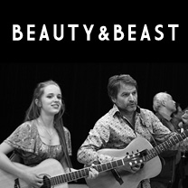 Albums CD DVD Disques guitariste : Acoustic Bazar - Beauty and the Beast avec laguitare.com