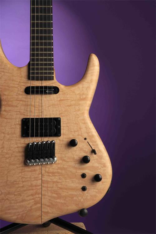 vente guitare Electrique Heaven KS Bourdonnais