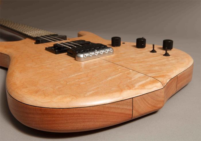 acheter une guitare Electrique Heaven KS Bourdonnais dans la boutique de laguitare.com