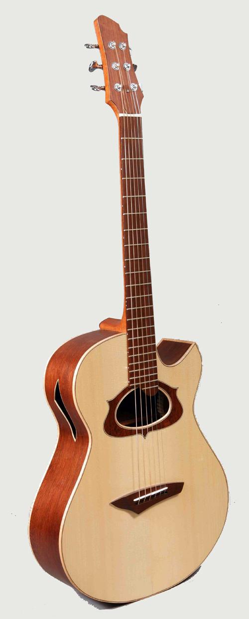 boutique guitare laguitare.com : vente guitare Heaven Kenora Bourdonnais