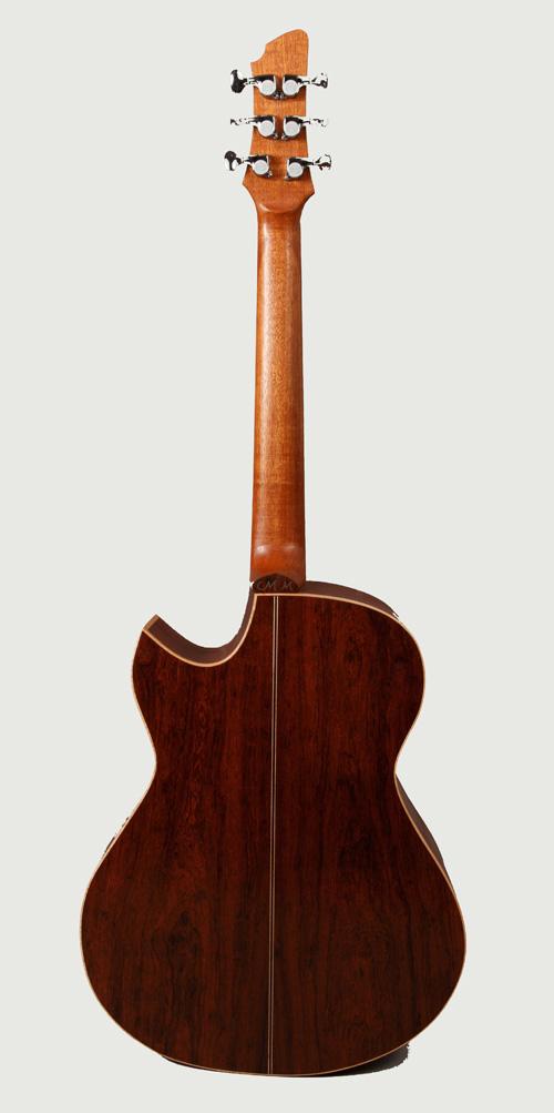 acheter une guitare Acoustique acier Heaven Kenora Bourdonnais dans la boutique de laguitare.com