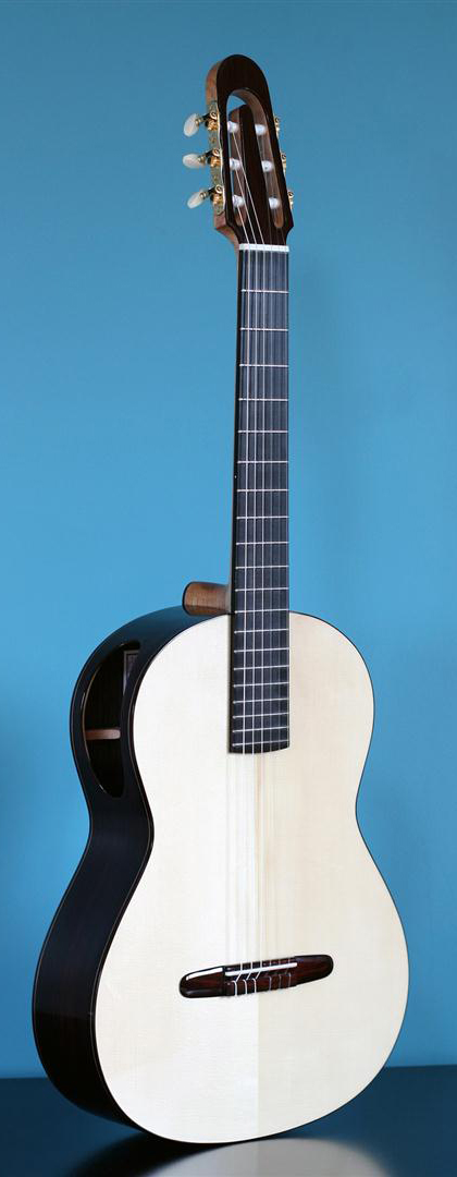 boutique guitare laguitare.com : vente guitare Récital Burlot