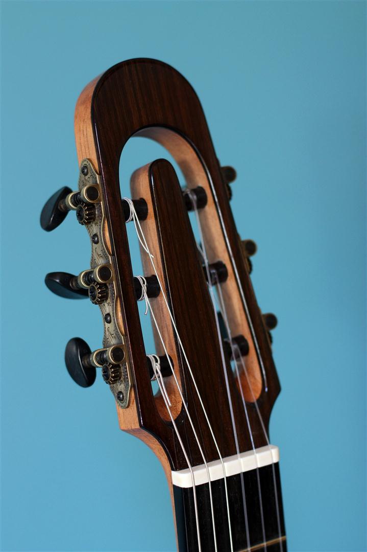 vente guitare Acoustique nylon Récital Burlot