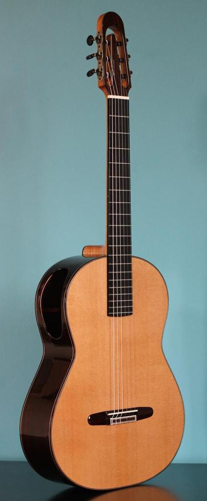 boutique guitare laguitare.com : vente guitare Maestro Burlot
