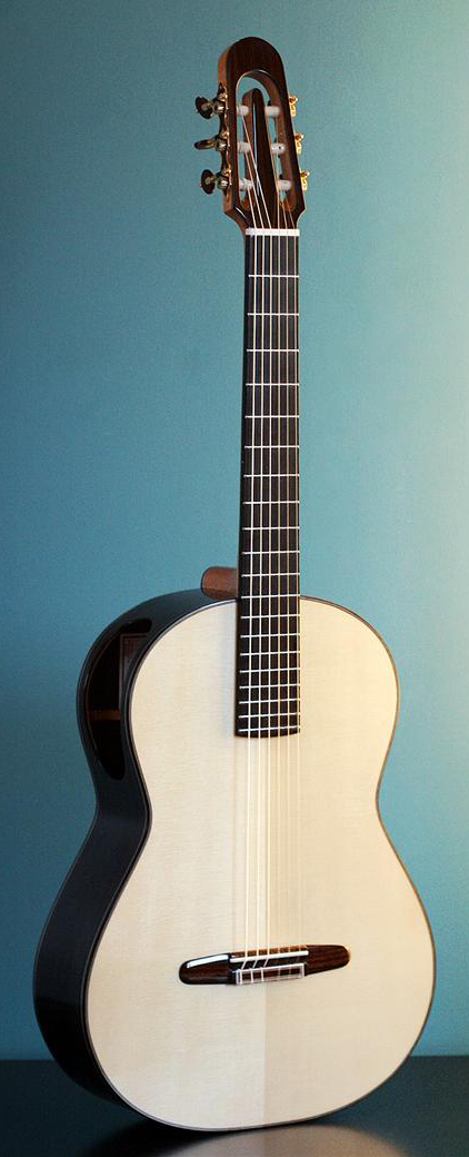 vente guitare Acoustique nylon Maestro Burlot