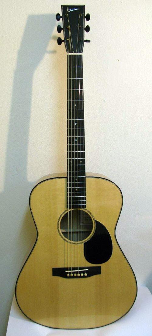 boutique guitare laguitare.com : vente guitare Modèle A Erable Chatelier