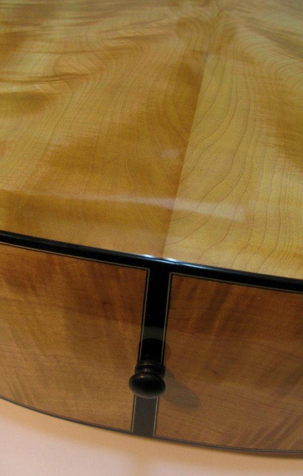 acheter une guitare Acoustique acier Modèle A Erable Chatelier dans la boutique de laguitare.com