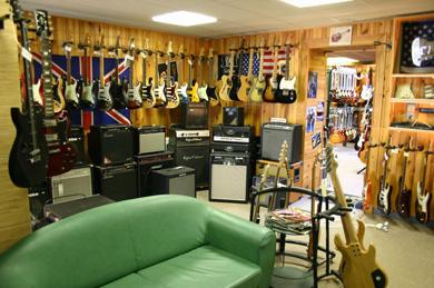 magasin guitare nancy