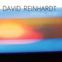 Albums CD DVD Disques guitariste : David Reinhardt - Spiritual Project avec laguitare.com