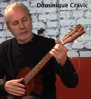 Dominique cravic - Music&You - Salon de la musique de Paris - laguitare.com - guitare - ukulele
