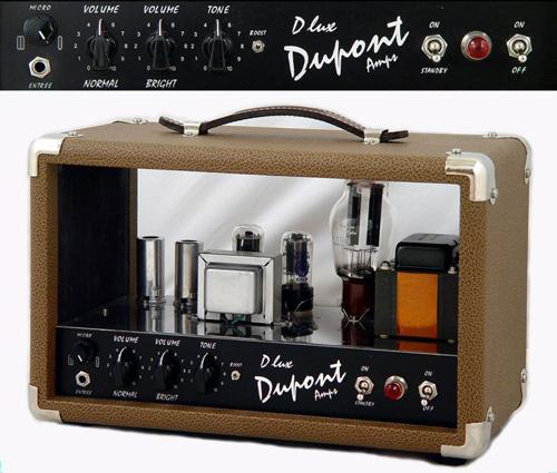 vente guitare Amplis Dlux 15 w 1x12