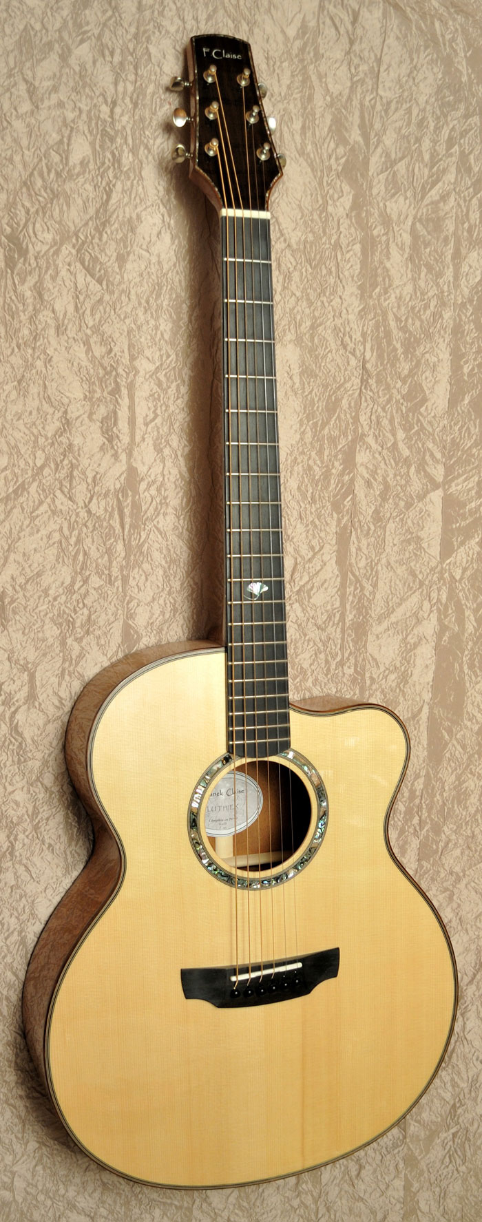 boutique guitare laguitare.com : vente guitare Fish