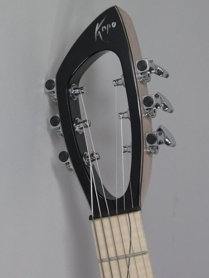 acheter une guitare Electrique Ztone Pons dans la boutique de laguitare.com