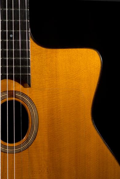 Bouche pour guitare de guerre