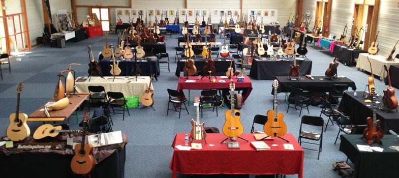 rencontre des luthiers 2013