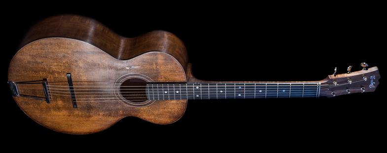 guitare classique blues