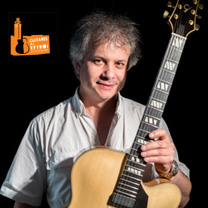 video guitare : Yves Ghirotto - Exposera au Salon de la Belle Guitare avec laguitare.com