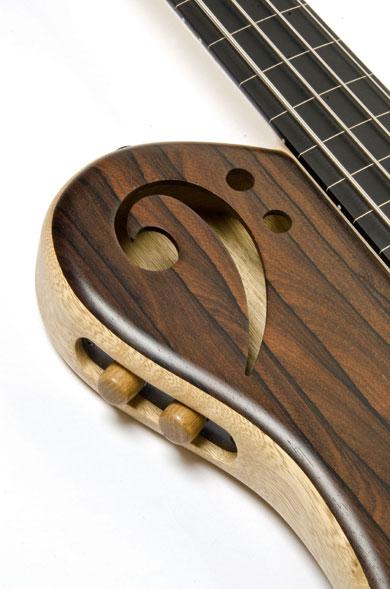 JACARANDA GUITARS LOTUS ET PROXIMA AU SALON DE LA BELLE GUITARE ~ Bois De Lutherie Guitare