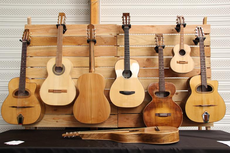 Rencontre guitare antony