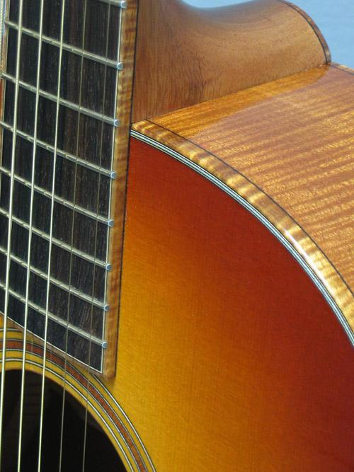 acheter une guitare Acoustique acier Colorado J-45 Grellier dans la boutique de laguitare.com