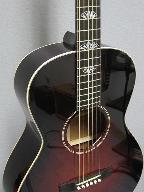 acheter une guitare Acoustique acier Fedora Grellier dans la boutique de laguitare.com