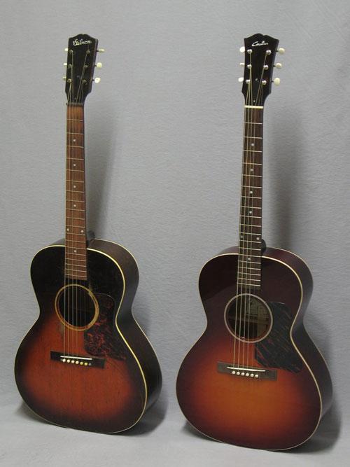 vente guitare Acoustique acier L-00 Sunburst