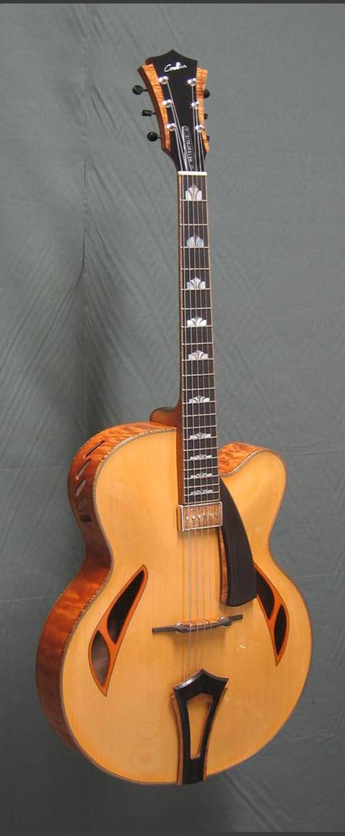 boutique guitare laguitare.com : vente guitare Metropolis Grellier