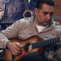 video guitare : Pierre Bertrand - Parlor avec laguitare.com