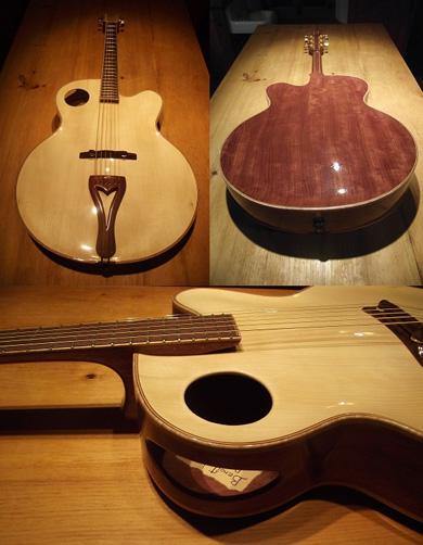 Les deux guitares - 3 2