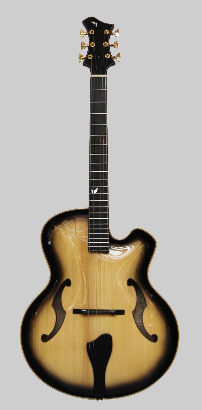 boutique guitare laguitare.com : vente guitare Ella Guitares La Fée