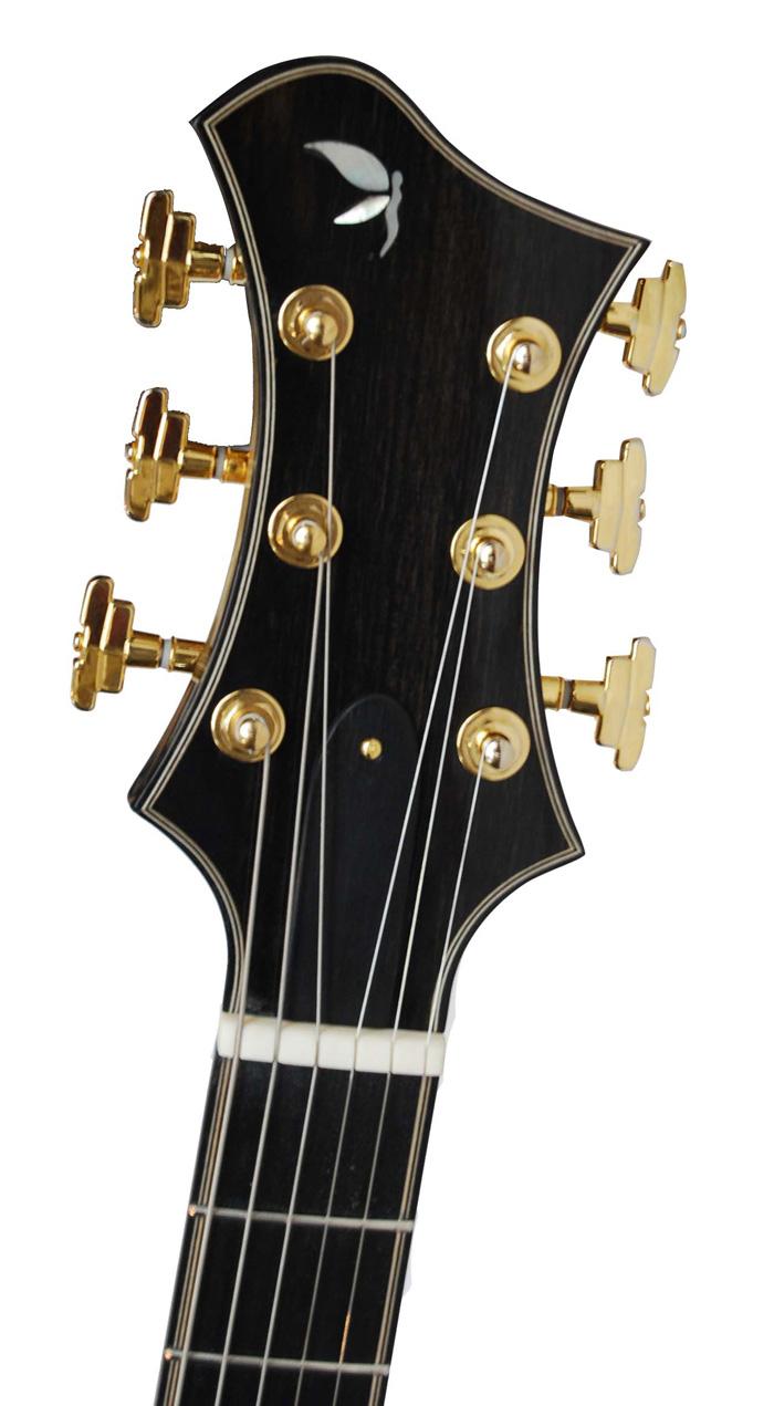 acheter une guitare Arch-top Ella Guitares La Fée dans la boutique de laguitare.com