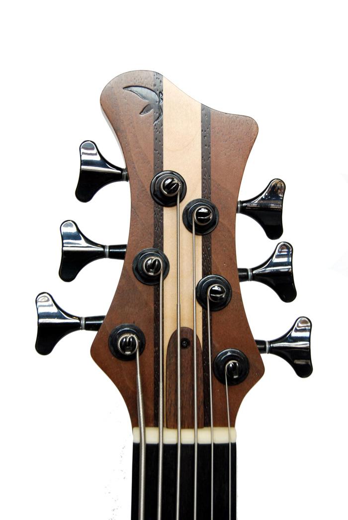 acheter une guitare Electrique basse Gaia Guitares La Fée dans la boutique de laguitare.com