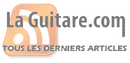 Flux RSS LaGuitare.com