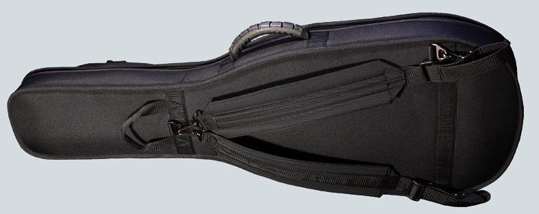 La guitare com bancs d 39 essai accessoires luxbag for Housse guitare electrique
