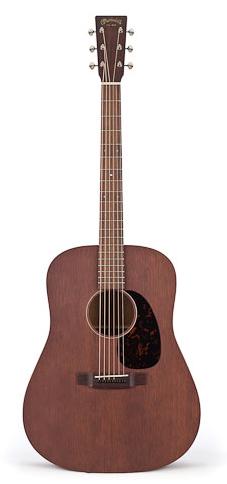 la guitare com pr sentations guitares martin d15 m winter namm 2010 materiel winter. Black Bedroom Furniture Sets. Home Design Ideas