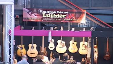 La guitare com salons music and you le salon de la for Salon musique paris