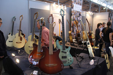 Rencontres luthiers 2016