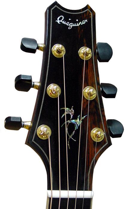 vente guitare Acoustique acier Jumbo Quéguiner