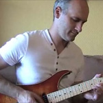 apprendre guitare : Nicolas Romann - The Trooper de Iron Maiden avec laguitare.com