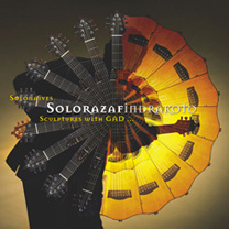 Albums CD DVD Disques guitariste : Solorazaf - Solonaïves // Sculptures with GAD ... avec laguitare.com