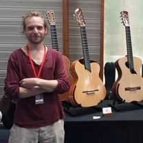 luthiers guitares et basses : Julien Lebrun  - Interview à Graines de Guitare