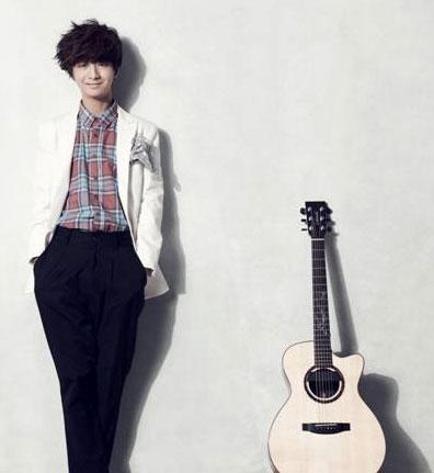 Guitariste coréen assez célèbre. Qui suis-je ?