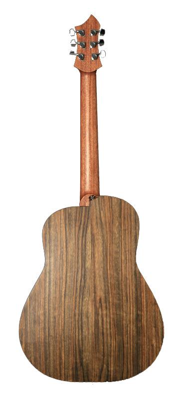 vente guitare Acoustique acier Evolution Mongoï Atelier Vihuela